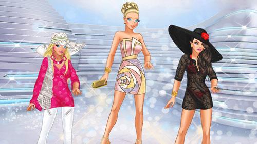Игры Дизайнер одежды