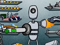 Играть как сделать роботов