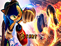 Игра Sonic the Hedgehod прыжки 3