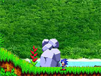 Игра Sonic the Hedgehod остров ангелов