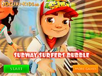 Игра Subway surfers тако