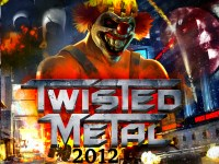 Игра Twisted metal 2012