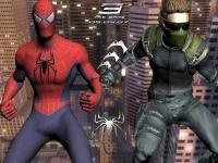 Игры человек паук враги исторический фильм про джеки чана