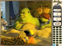 Игра Shrek forever after