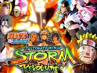 Игра Naruto ultimate ninja storm revolution