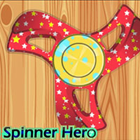 Игра Figet spinner hero