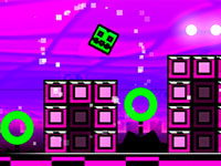 Игра Geometry Dash Subzero