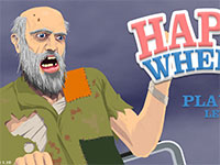Игра Happy wheels 1