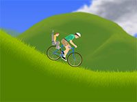 Игра Happy wheels 3