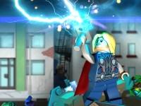 Игра Лего Мстители - Тор 2